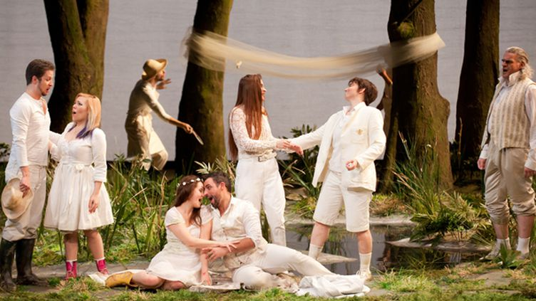 La Finta Giardiniera  (Opéra de Lille)
