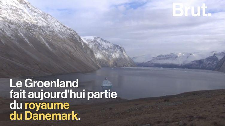 VIDEO. Ce qu'il faut savoir sur le Groenland, un immense territoire aux ressources insoupçonnées (BRUT)