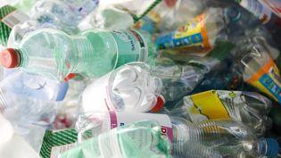 Des bouteilles en plastique. (MAXPPP)