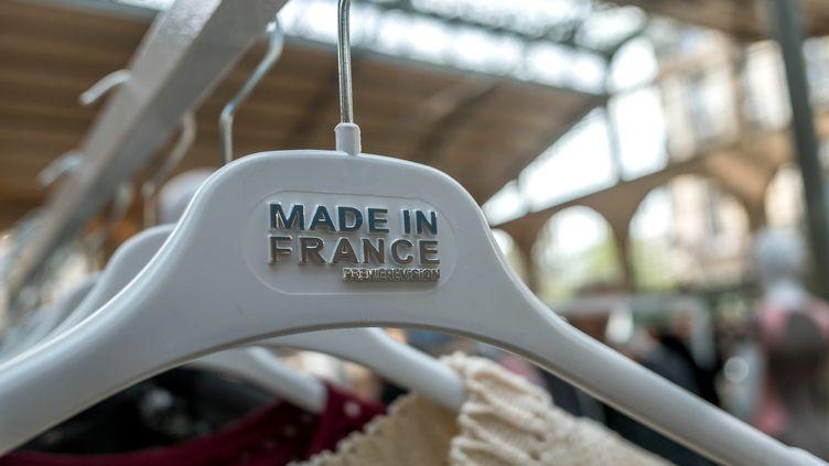 Le Salon des produits made in France s'est tenu les 10, 11 et 12 novembre 2017, à Paris. (Photo d'illustration) (MAXPPP)