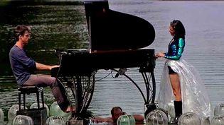 Le piano du Lac  (France3/culturebox)