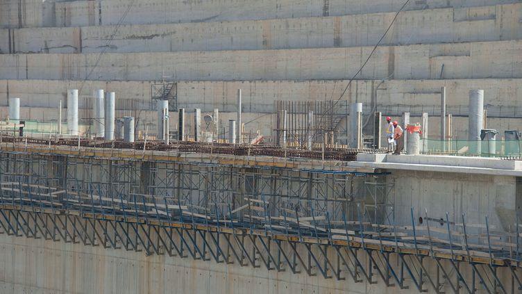 La mise en service du Grand barrage de la Renaissance, en Ethiopie, devrait se faire par étapes entre fin 2020 et début 2022. (GIOIA FORSTER / DPA PICTURE-ALLIANCE/ AFP)