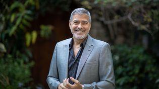 George Clooney à Los Angeles le 13 janvier 2021 (CHELSEA LAUREN / BAFTA / SHUTTERSTOCK / SIPA)