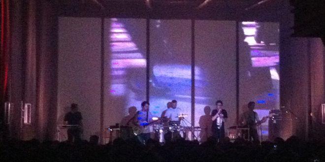 Les cinq Fauve au Bataclan le 4 février 2014  (LN / Culturebox)