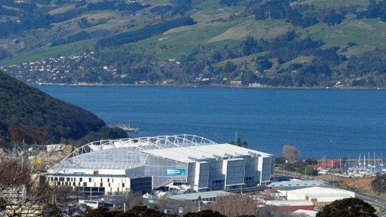 L'Otago Stadium, à Dunedin (PAUL ELLIS / AFP)
