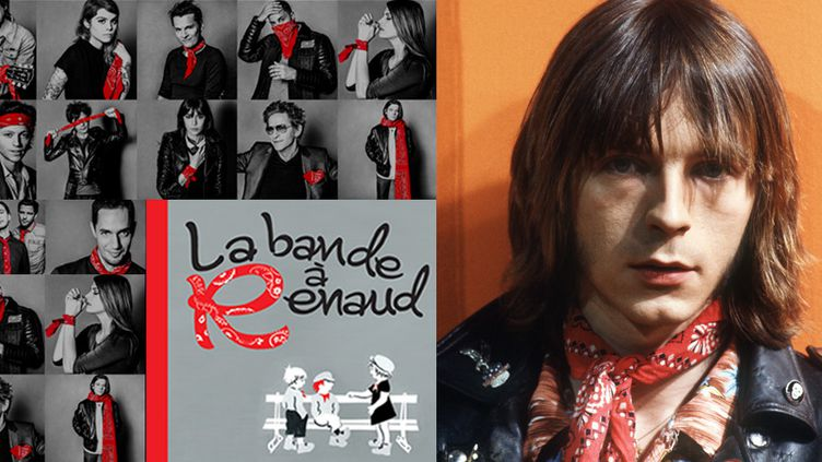 """""""La bande à Renaud"""", un album de reprises du chanteur  (AFP)"""