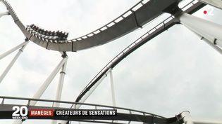 parc d'attractions (FRANCE 2)