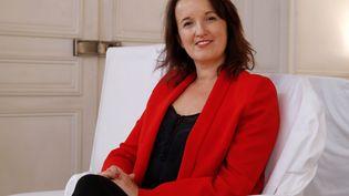 Anne Roumanoff fête cette année ses trente ans de carrière. (FRANCOIS GUILLOT / AFP)