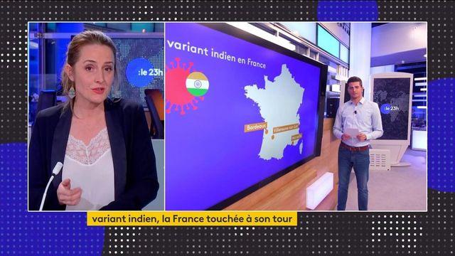 Covid-19 : la France touchée à son tour par le variant indien