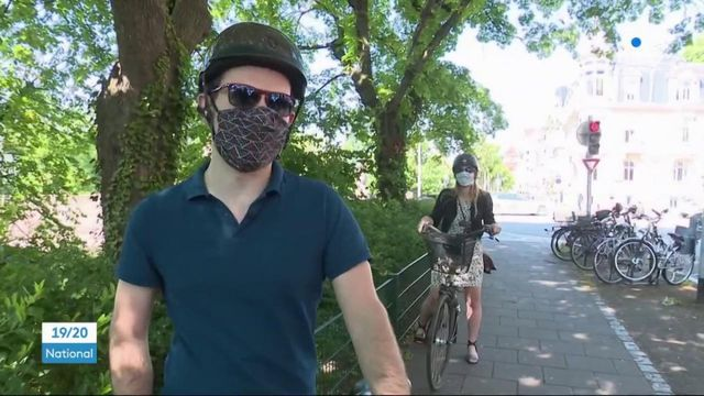 Déconfinement : comment le port du masque change les interactions sociales