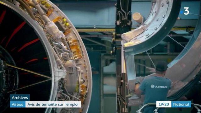 Airbus : avis de tempête sur l'emploi