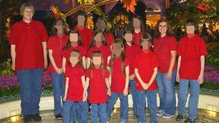 David Allen et Louise Anna Turpin, un couple californien, ont étéinculpés jeudi 18 janvier 2018pour torture et maltraitance sur leurs treize enfants. (SHUTTERSTOCK/SIPA / REX)