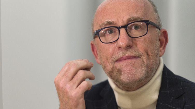Me Alain Jakubowicz, l'ancien avocat de Karim Benzema dans l'affaire de la sex-tape (ROMAIN LAFABREGUE / AFP)