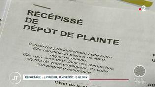 Picardie : des dizaines de particuliers ont été arnaqués à la suite d'un démarchage à domicile (FRANCE 2)