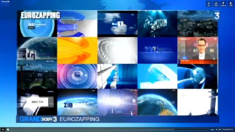 Eurozapping, le Grand Soir 3