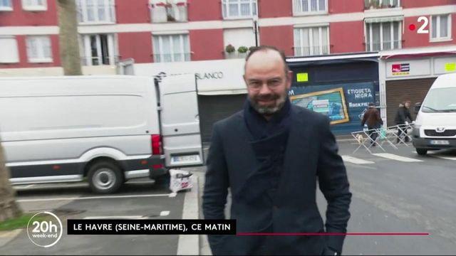 Municipales au Havre : le Premier ministre est en campagne