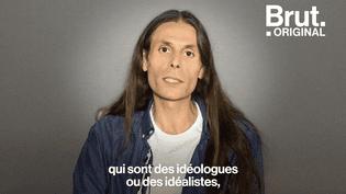 """VIDEO. """"On ne peut pas être gouvernés par des gens qui nient la vie"""" : l'astrophysicien Aurélien Barrau tire la sonnette d'alarme  (BRUT)"""