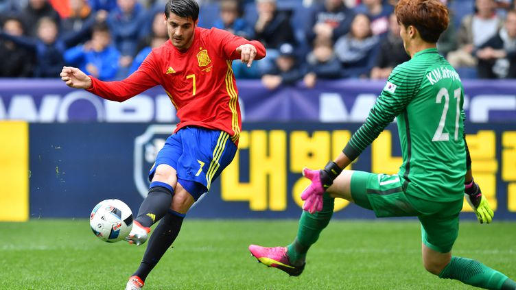 Alvaro Morata (Espagne)