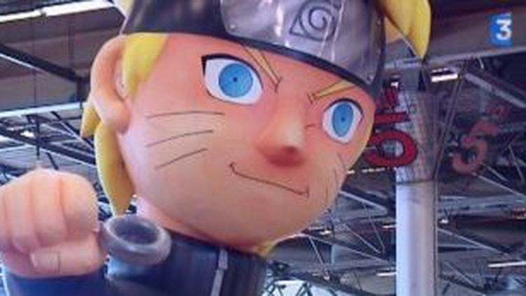 La folie des mangas à la Japan Expo  (Culturebox)