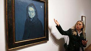 Anne Baldassari en 2010  (Elaine Thompson)