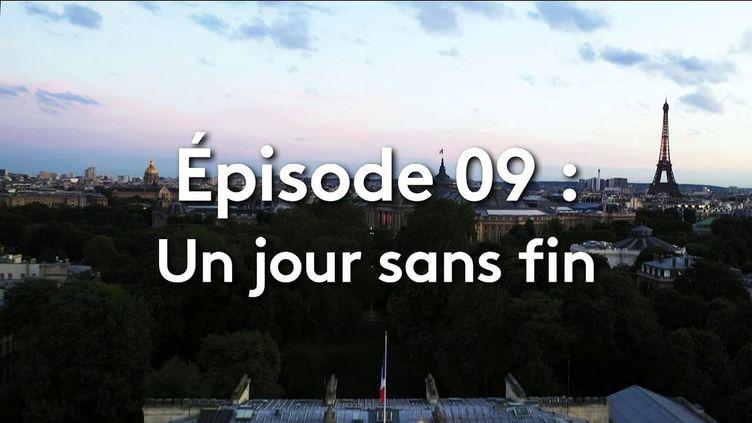 :SCAN / FRANCEINFO (CANAL 27) (CAPTURE ECRAN / :SCAN / FRANCEINFO (CANAL 27))