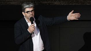 Dominique Delorme, le directeur du festival, en 2018. (PHOTO JOEL PHILIPPON / MAXPPP)