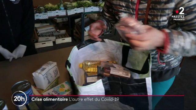 Coronavirus : la crise sanitaire se transforme en crise de la faim
