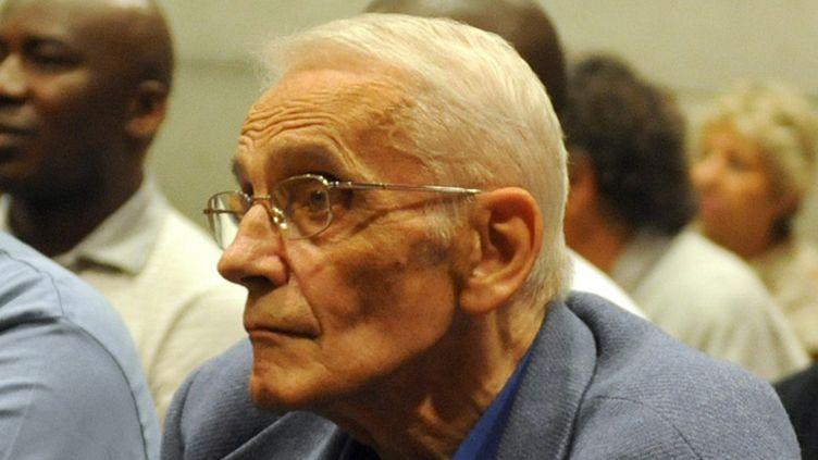(Le père Gérard Riffard pourrait être condamné par la justice © MAXPPP)