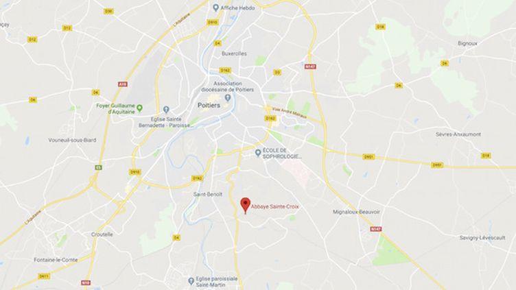 """Essai clinique """"sauvage"""" : le Pr Fourtillan poursuit son expérience (Capture d'écran Google Maps)"""
