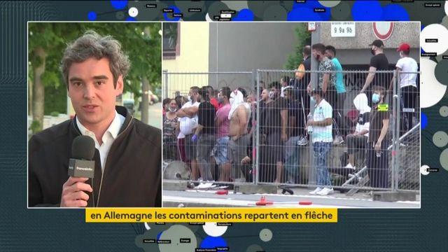 Allemagne : des restrictions et des quarantaines font leur retour
