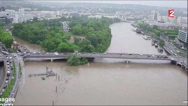 Inondations à Paris : quelles leçons peut-on en tirer ?