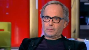 """Fabrice Luchini, sur le plateau de l'émission """"C à Vous"""", de France 5, le 25 novembre 2013. (FRANCE 5 / FRANCETV INFO)"""
