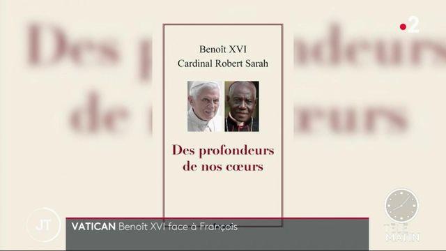 Église catholique : Benoît XVI et les conservateurs attaquent le pape François via un livre