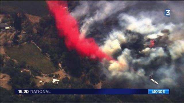 Les incendies en Californie font 11 morts