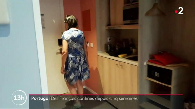 Coronavirus : un couple de français contaminé bloqué à Madère