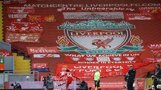 Anfield va pouvoir accueillir du public. (DAVID KLEIN / POOL)