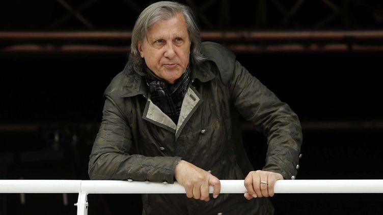 L'ancien joueur roumain Ilie Nastase (ALASTAIR GRANT/AP/SIPA / AP)
