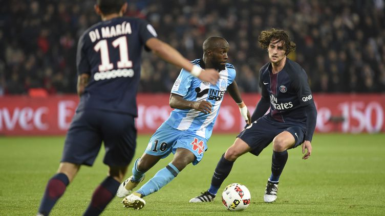Lassana Diarra tout proche du PSG (JEAN MARIE HERVIO / DPPI MEDIA)