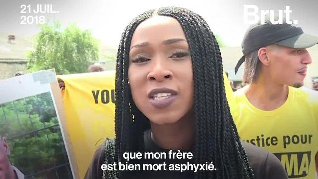 Arrêté au terme d'une course-poursuite, Adama Traoré meurt 2 heures plus tard, le 19 juillet 2016, dans les locaux de la gendarmerie. Depuis, les thèses des gendarmes et de la famille sur les causes de la mort s'opposent.
