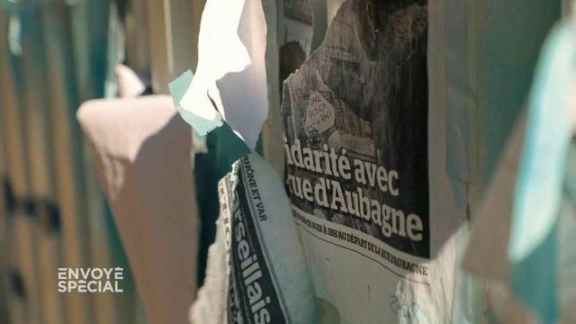 """""""Envoyé spécial"""" a enquêté sur les ravages du mal-logement à Marseille"""