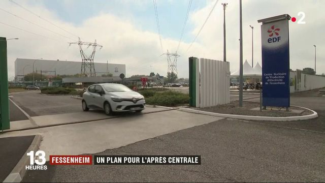 Fessenheim : quelles mesures après la fermeture de la centrale ?
