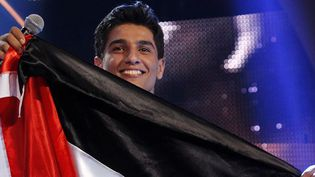 "Mohammad Assaf, vainqueur du concours ""Arab Idol"""