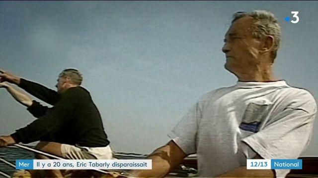 Mer : il y a 20 ans, Eric Tabarly disparaissait
