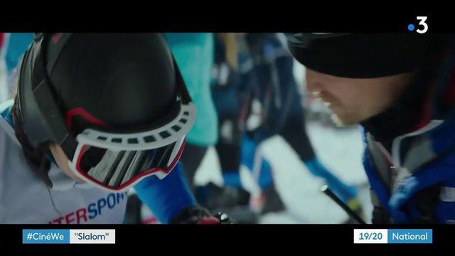 Cinéma : Slalom, un film sur les violences sexuelles dans le sport