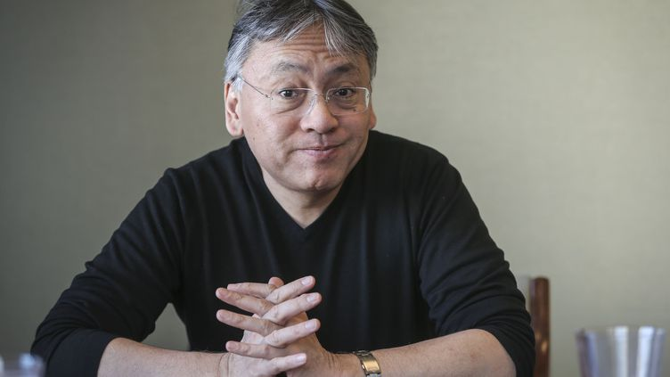 L'écrivain britannique Kazuo Ishiguro, à Toronto (Canada), le 17 mars 2015. (DAVID COOPER / TORONTO STAR / GETTYIMAGES)