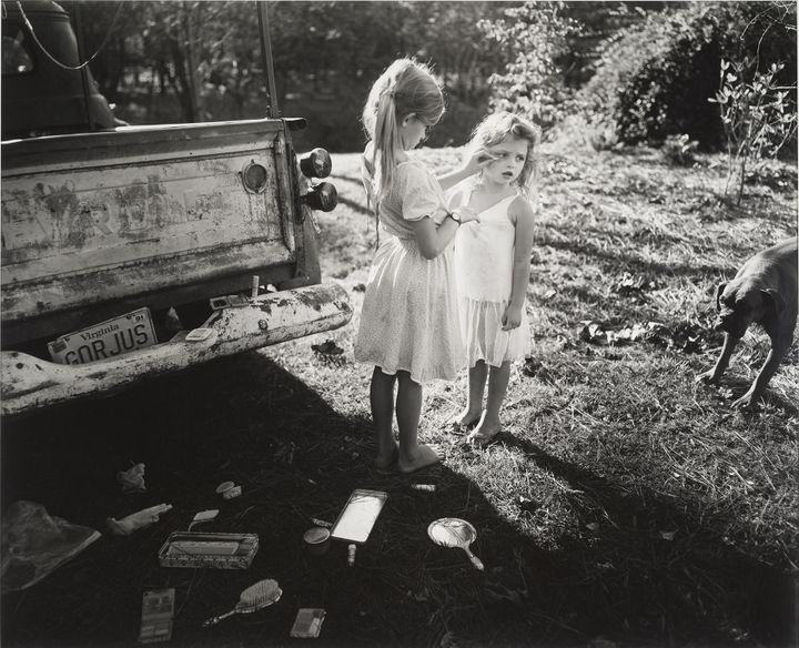 """Sally Mann, """"Gorjus"""", 1989, Sayra and Neil Meyerhoff (© Sally Mann)"""