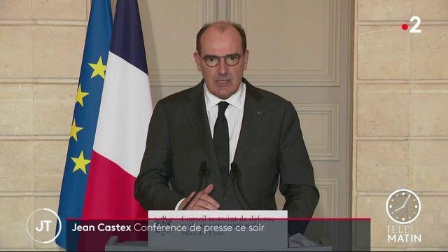 Covid-19: Jean Castex donnera une conférence de presse ce soir