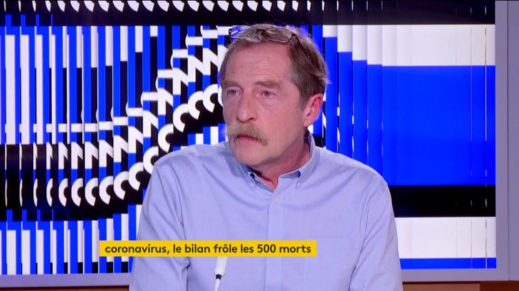 Dorian Malovic (FRANCEINFO)