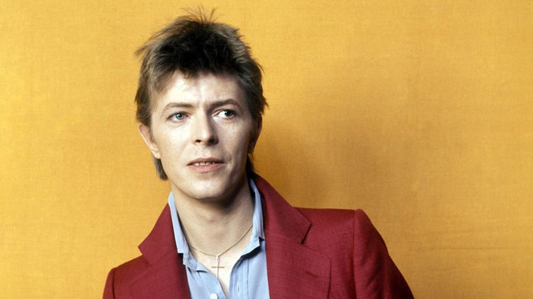 David Bowie en 1974 à la télévision néerlandaise, à Hilversum  (Peter Mazel / SunshineE / MaxPPP / M)