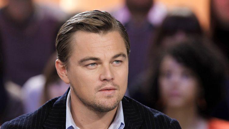Leonardo Di Caprio.  (FRANCOIS GUILLOT / AFP)